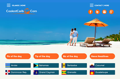 CoolestCarib is a Caribbean Directory, Info Guide